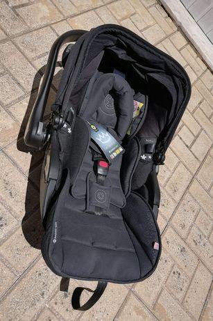 Cadeira Bebé Kiddy c/ base isofix