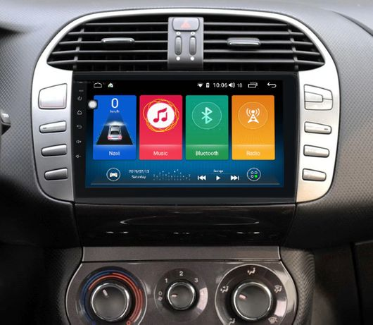 Radio nawigacja Fiat Bravo 2007=2012 ANDROID 9 GPS Bluetooth WiFi