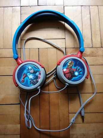 Słuchawki avengers