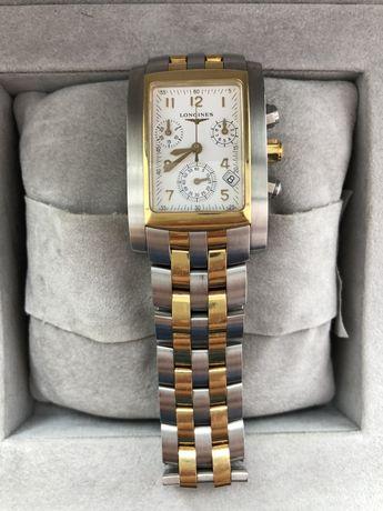 Мужские часы LONGINES L5.672.5.13.8 Gold