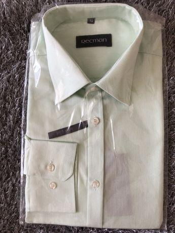 Koszula męska długi rękaw RECMAN 42 188/194 NOWA
