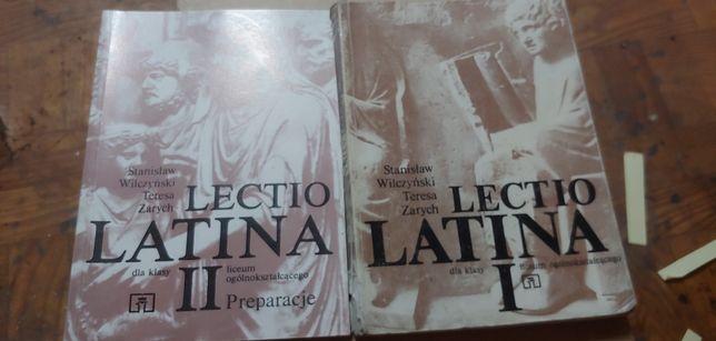 Książki do nauki łaciny