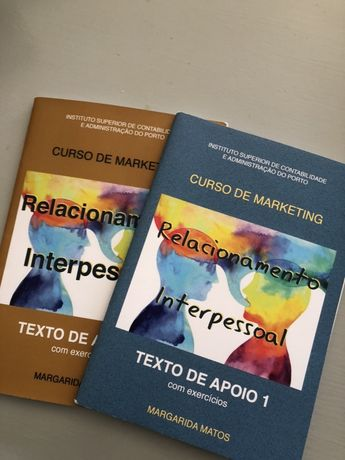 Relacionamento Interperssoal - Margarida Matos