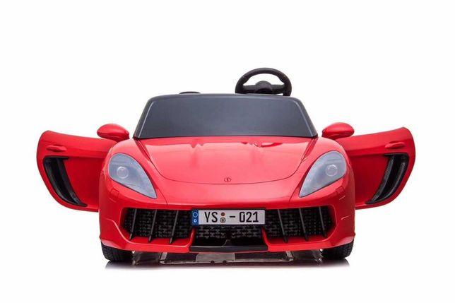Nowe Dwuosobowe Duże Auto, pojazd Perfecta na akumulator dla dzieci
