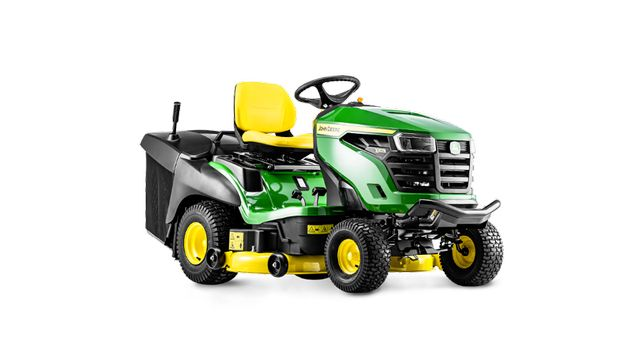 Traktor ogrodowy John Deere X167R - Baras