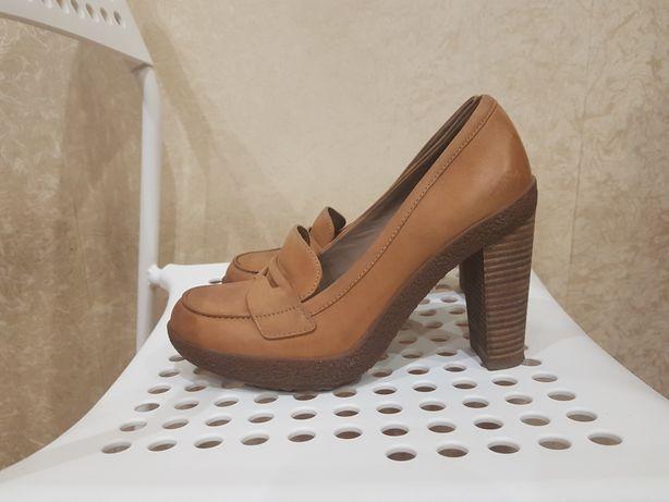 Туфли Ecco натуральная кожа