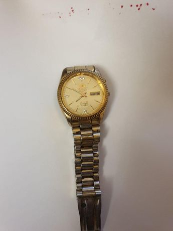 Часы orient crystal 21jevels automaatic