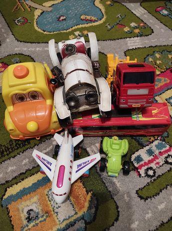 Іграшки одним лотом Ціна за все!