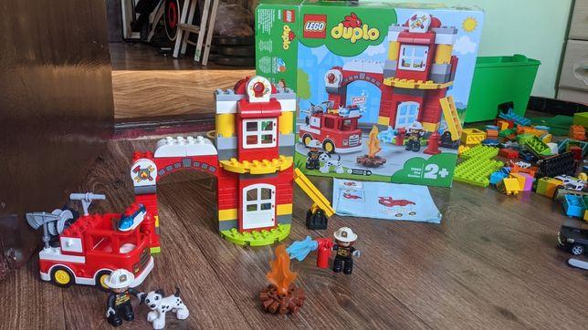 Лего дупло Пожарная станция 10903 LEGO Duplo