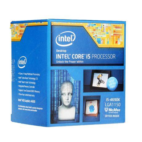 Intel i5-4690K (3.4 Ghz) - Processador (CPU) - Socket (LGA) 1150 (4)