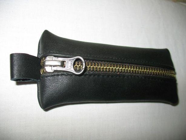 Односторонний чехол кожаный для телефона,ключей