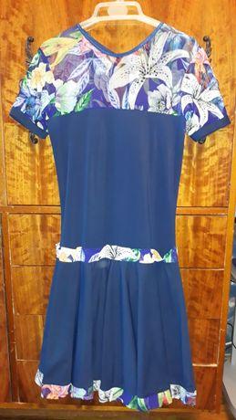 Платье для тренировок по бальным танцам