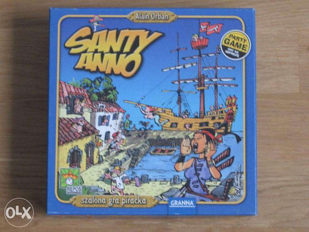 Santy Anno - gra towarzyska