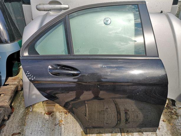 Drzwi prawe tylne KPL Mercedes W204 197