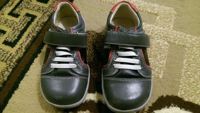 Кожаные туфельки  американского бренда Seekairun