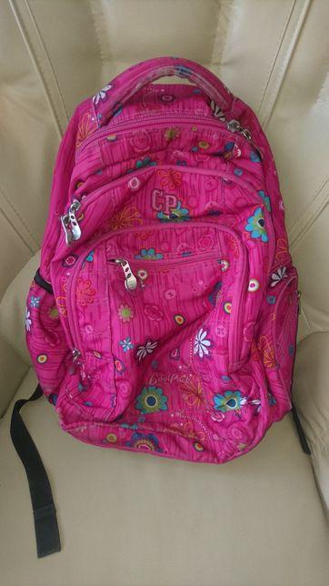 Plecak CP różowy