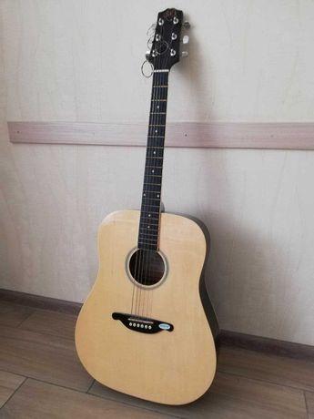Акустическая гитара SX DG 25/NA + Струны  D'Addario