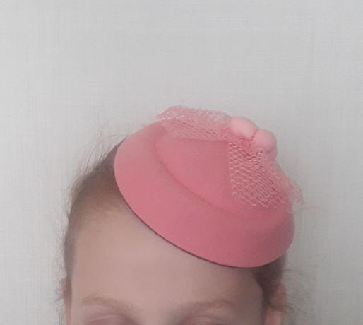 Шляпка для дівчинки