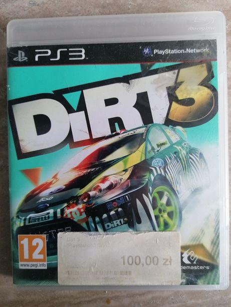 Dirt 3 PS3 Playstation 3