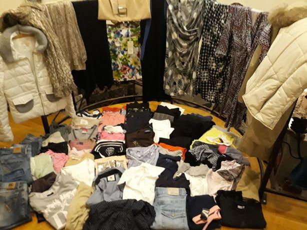 Mega paka ubrań S/M ponad 100szt