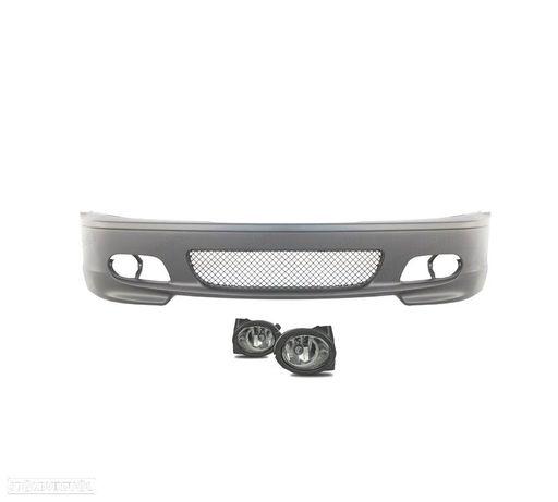 PARA-CHOQUES PACK M / BMW E46 COUPE/CABRIO + FAROIS NEVOEIRO