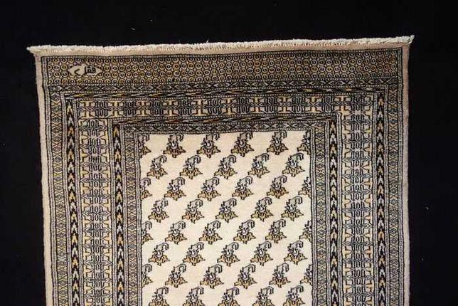 Tapete Oriental/ Persa genuíno Buchara 1,56mX0,95m