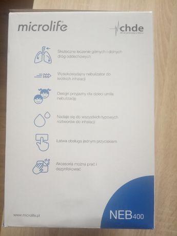 Microlife NEB 400 inhalator nebulizator Miś Idealny Dla Dzieci