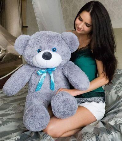 Плюшевий Ведмідь. Ведмедик із троянд. Подарунок до 8 березня.