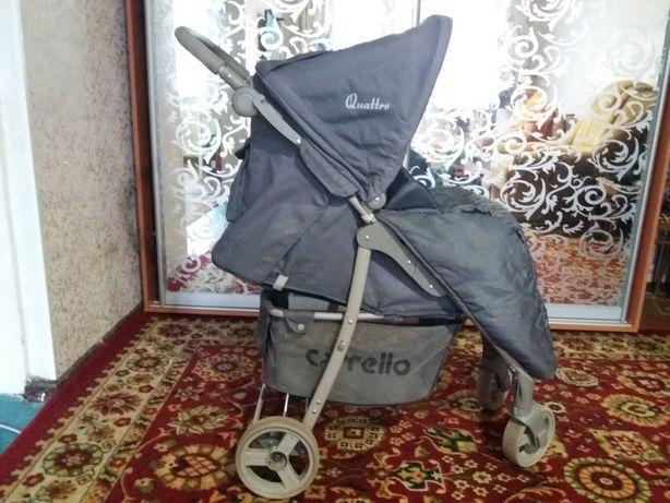 Продам коляску Карелло Кватро