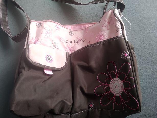 Carters torba torebka na wozek