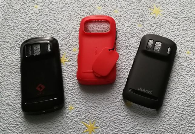 Чехлы для Nokia 808.