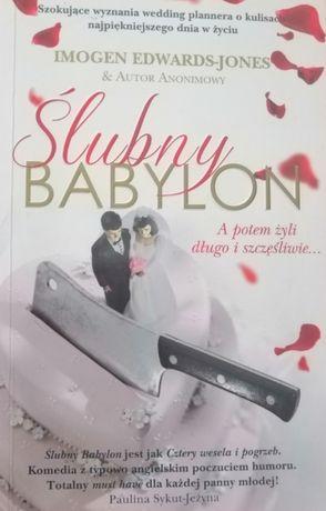 Ślubny Babylon. Imogen Edwards-Jones