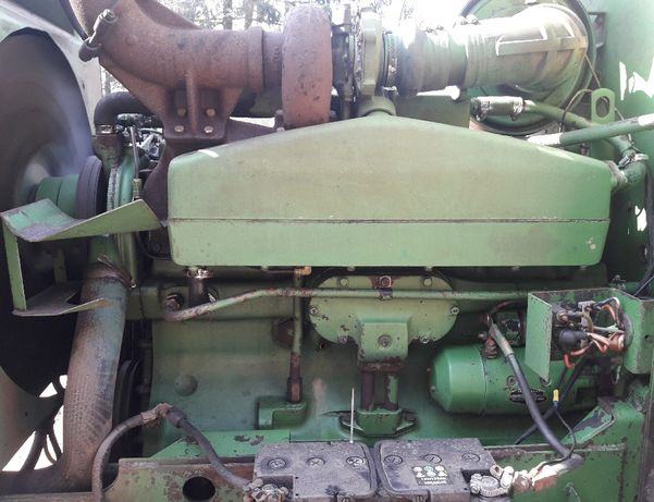 Czesci do silnika John Deere 6619,6466, 6359,