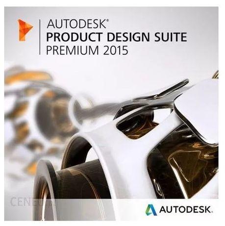 Inventor Autodesk Product Design Suite Premium 2015 Licencja Wieczysta