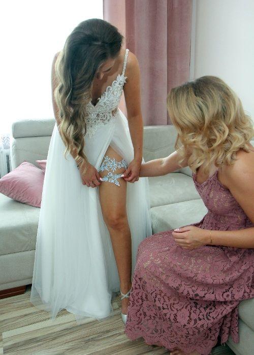 Olśniewająca Suknia ślubna z kolekcji Diana model Elena Radoszyce - image 1