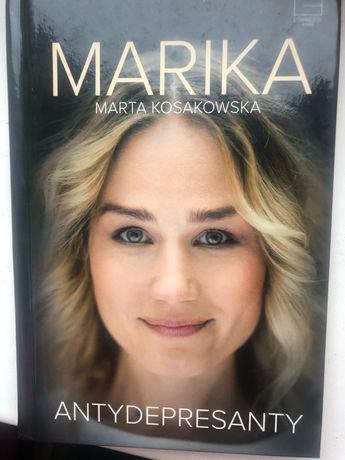 "Książka Marika Marta Kosakowska ""Antydepresanty"""