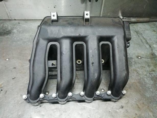 BMW e46 320d 150 kolektor ssący zaślepione klapy