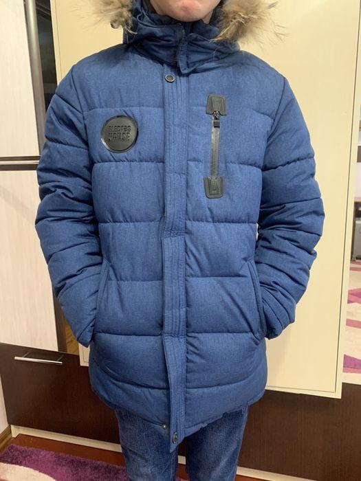 Парка пуховик куртка зимняя Каменка-Днепровская - изображение 1