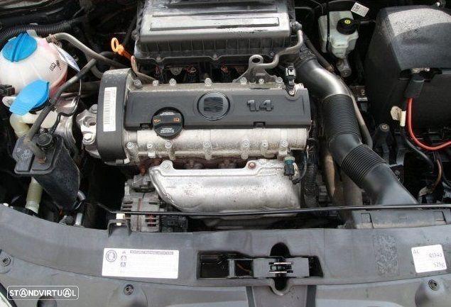 Motor Seat Altea Leon Ibiza Cordoba IV 1.4i 16v 80cv BUD CGGA BXW CGGA CGGB