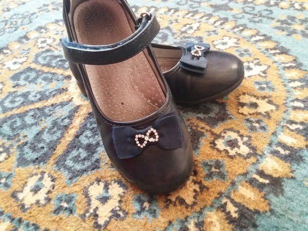 Туфли в школу, туфельки 29 размер