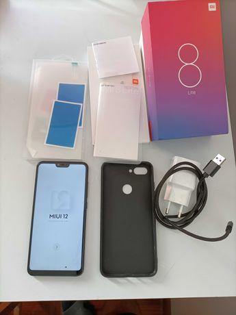 Telemóvel Xiaomi Mi 8 Lite - 64GB / 4GB