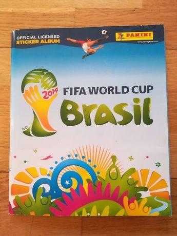 """Caderneta de cromos """"Fifa World Cup Brasil 2014"""" Completa"""