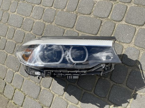 Lampa LED BMW G30 G31 prawa prawy przód wkład lampy