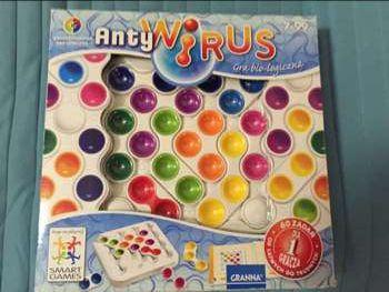 Gra AntyWirus ( logiczna,rozwijająca myślenie )