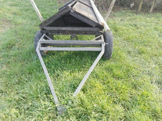 Wóz do ciągnika rolniczego