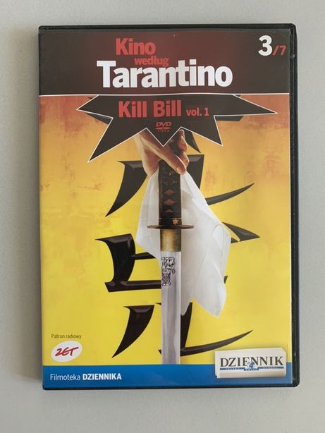 Kill Bill vol.1 Uma Thurman Daryl Hannah DVD Quentin Tarantino