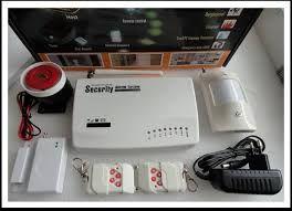 Сигнализация GSM 10A проводные и беспроводные датчики