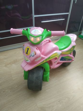Толокар беговел мотоцикл