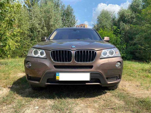 BMW X3 2013 2.0 дизель АТ