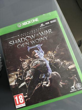 Shadow of War cień wojny xbox one